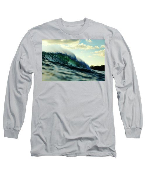 ola Verde Long Sleeve T-Shirt