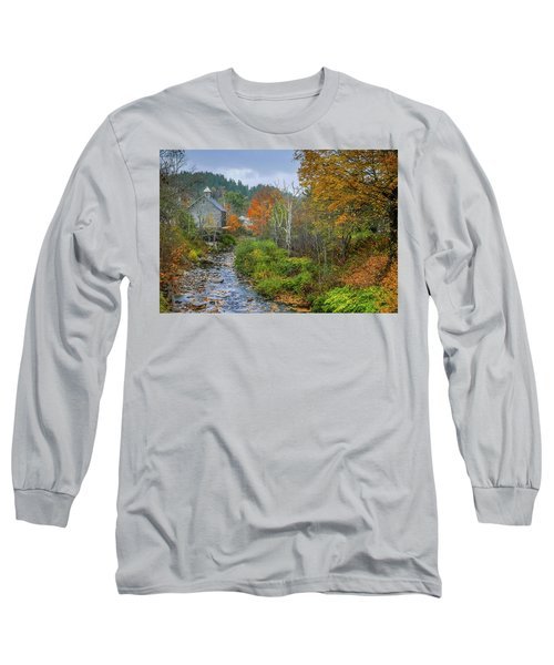 Old Mill New England Long Sleeve T-Shirt