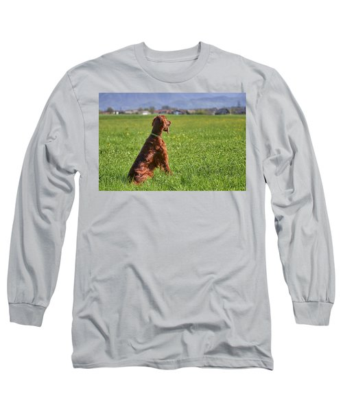 On The Watch Long Sleeve T-Shirt
