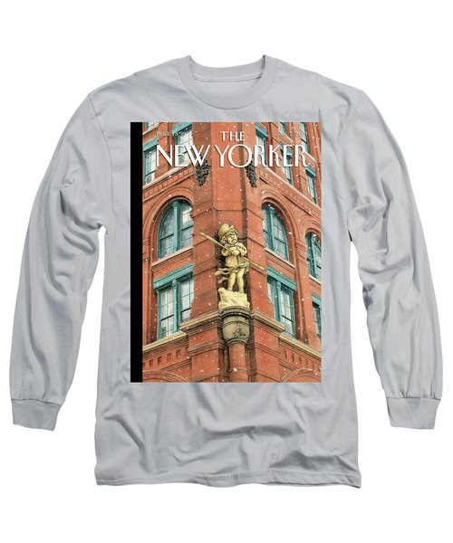 Out In The Cold Long Sleeve T-Shirt