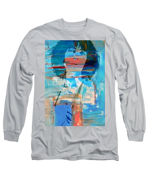 Patti Smith Long Sleeve T-Shirt