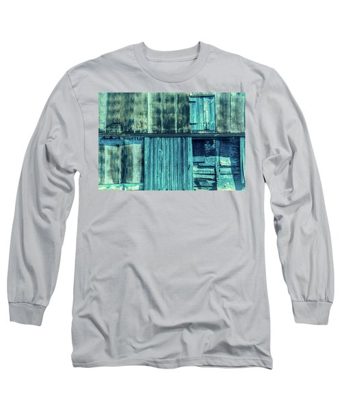 Pieces Of The Past Long Sleeve T-Shirt