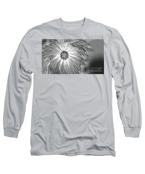 Pine Cone With Needle Halo Long Sleeve T-Shirt