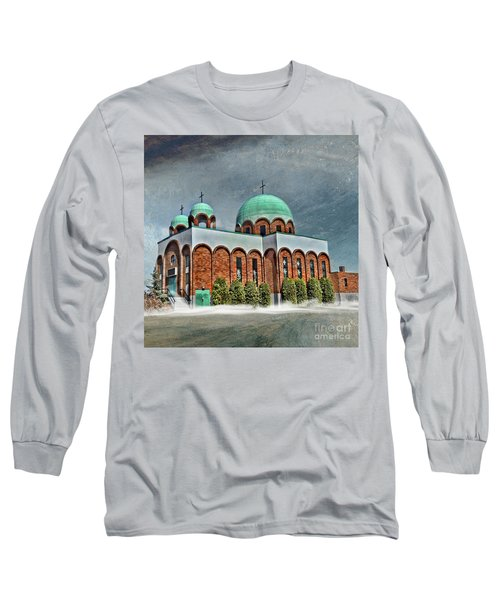 Place Of Worship Long Sleeve T-Shirt