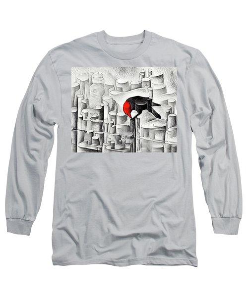 Poe-etry Long Sleeve T-Shirt
