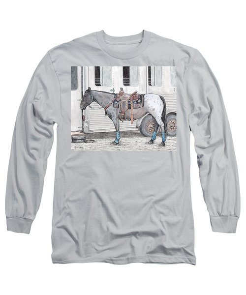 Ready For Battle  Long Sleeve T-Shirt