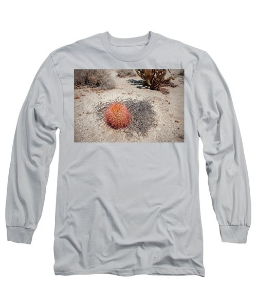 Red Barrel Cactus And Mesquite Long Sleeve T-Shirt