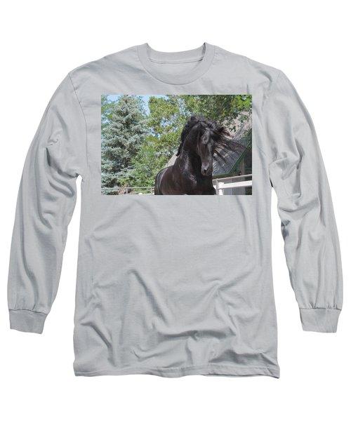 Regal Power Long Sleeve T-Shirt