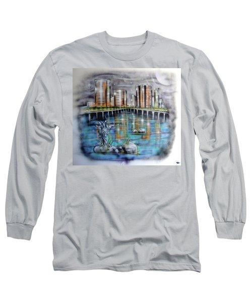 Richmond Va Long Sleeve T-Shirt
