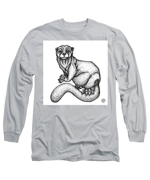River Otter Long Sleeve T-Shirt