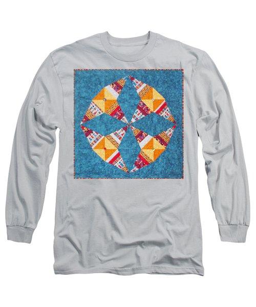 Rocky Road To Kansas Long Sleeve T-Shirt
