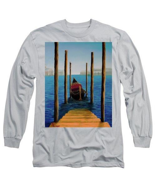 Romantic Solitude Long Sleeve T-Shirt