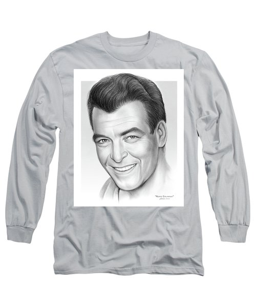 Rory Calhoun Long Sleeve T-Shirt