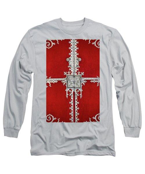 Royal Door Of Sintra Long Sleeve T-Shirt
