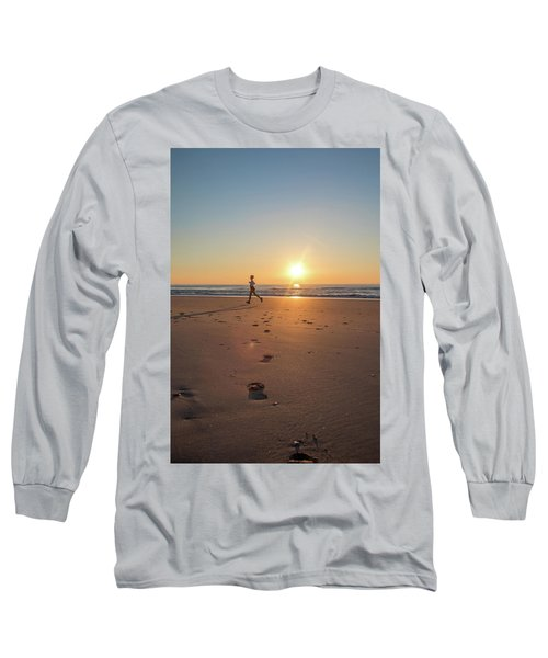Run Free Long Sleeve T-Shirt
