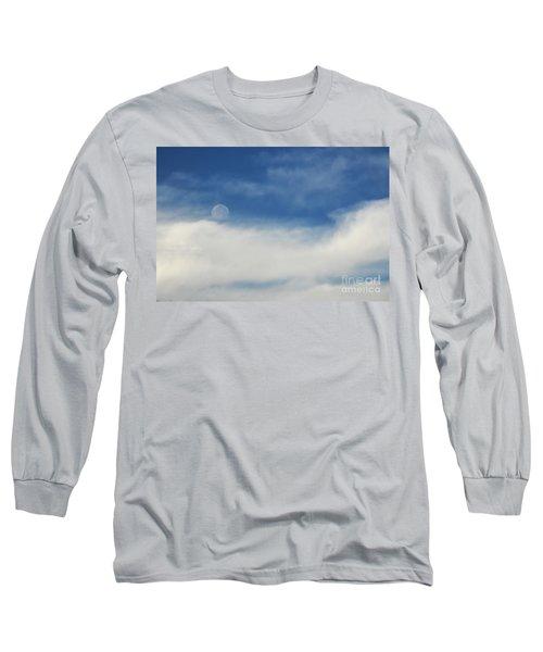 Sailing On A Cloud Long Sleeve T-Shirt