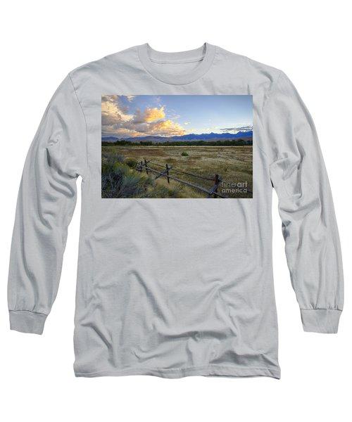 Salmon Valley Dawn Long Sleeve T-Shirt