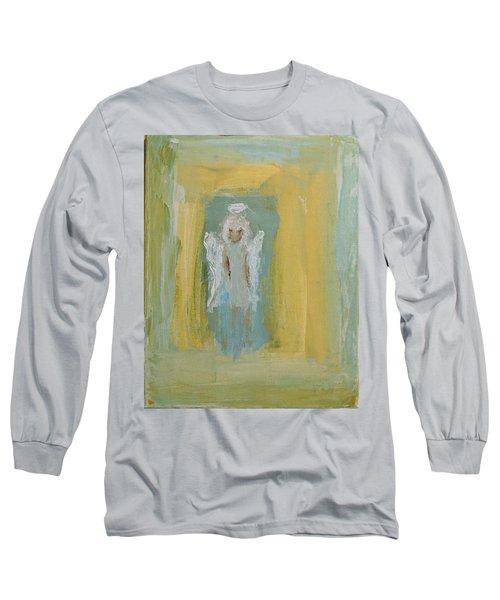Sassy Frassy Angel Long Sleeve T-Shirt
