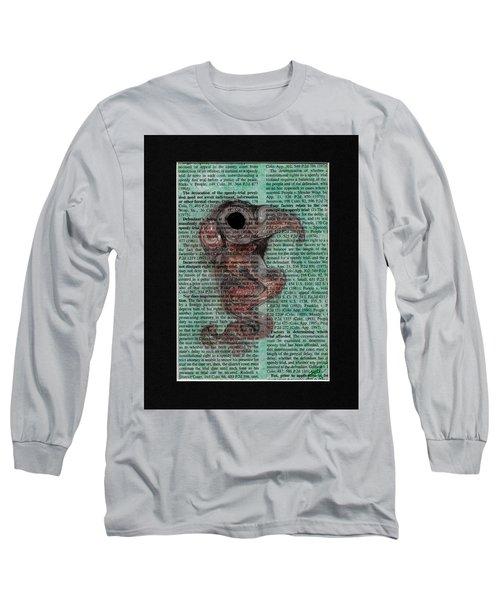 Sea Raven  Long Sleeve T-Shirt