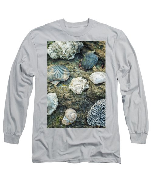 Sea Was My Home #1 Long Sleeve T-Shirt