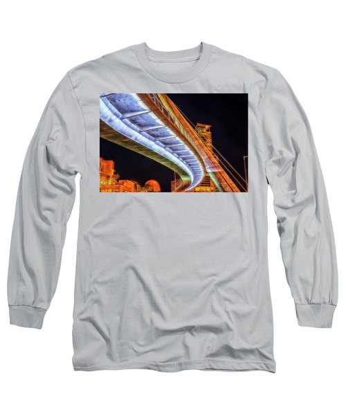 Serpentine Glow Long Sleeve T-Shirt