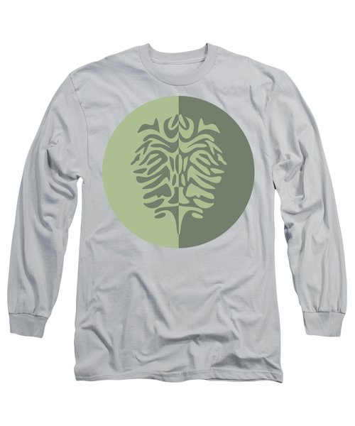 Shapes And Designs Long Sleeve T-Shirt