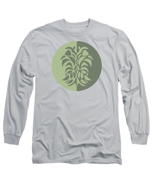 Shapes In My Dreams Long Sleeve T-Shirt