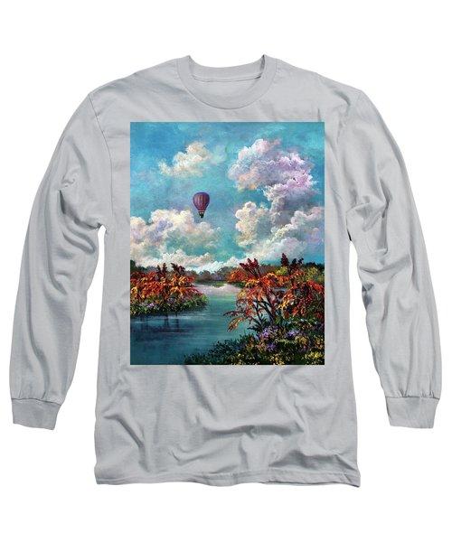 Sharing The Vision Long Sleeve T-Shirt
