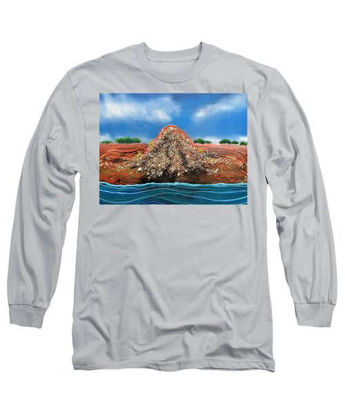 Shell Mound Long Sleeve T-Shirt