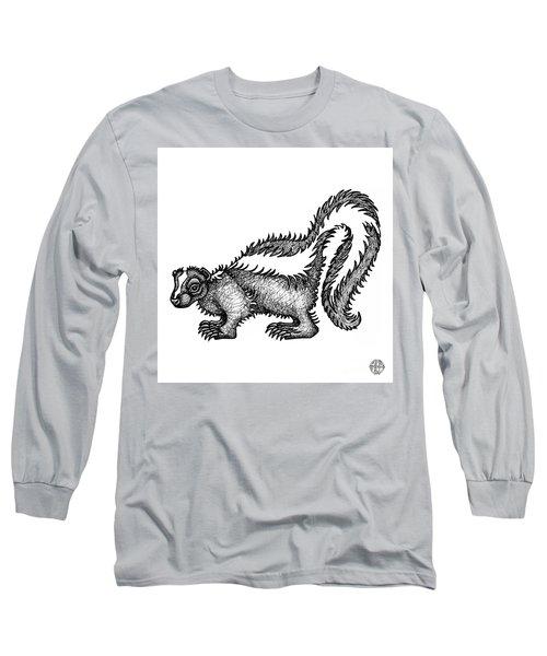 Skunk Long Sleeve T-Shirt