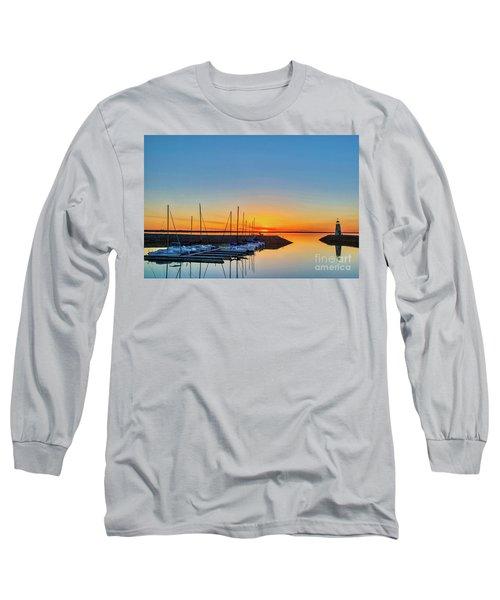 Sleeping Yachts Long Sleeve T-Shirt