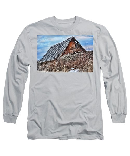 Slippery Slope Long Sleeve T-Shirt