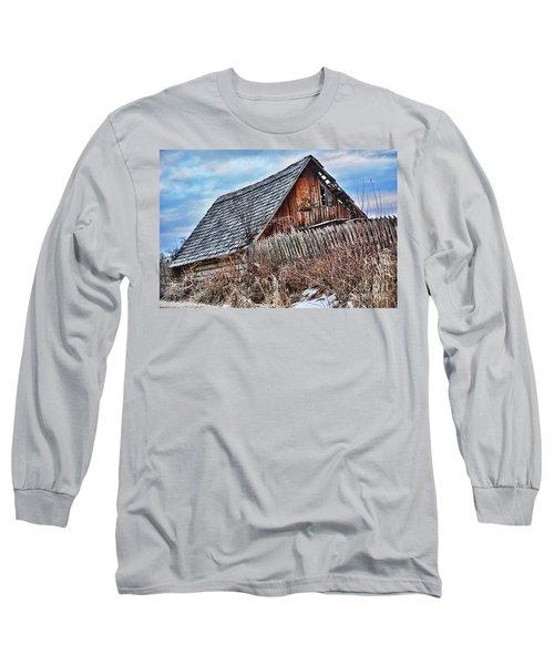 Slippery Slope Long Sleeve T-Shirt