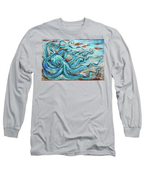 Slithering Long Sleeve T-Shirt