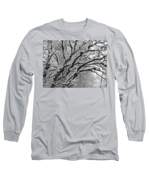 Snow Melt Long Sleeve T-Shirt