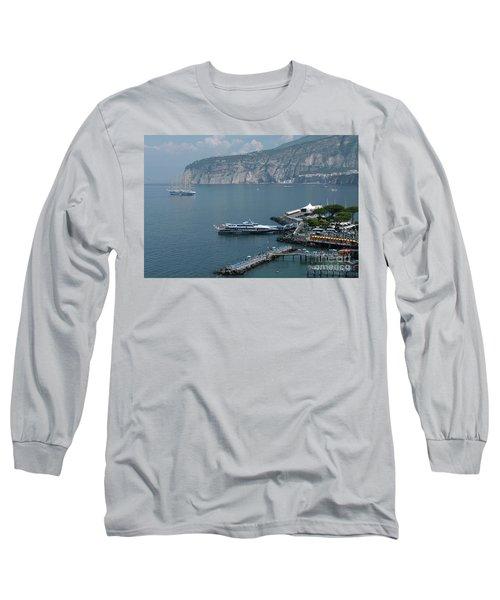 Sorrento Port Long Sleeve T-Shirt