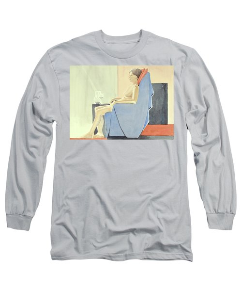 Sovande Sittande Sitting Asleep 2013 06 15-16_0091 4 Mb Up To 61x91 Cm  Long Sleeve T-Shirt