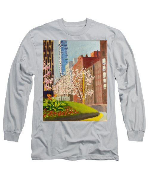 Spring In Worth St Long Sleeve T-Shirt