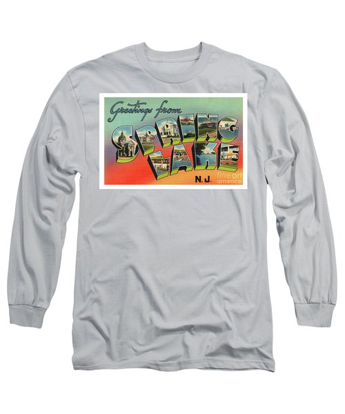 Spring Lake Greetings Long Sleeve T-Shirt