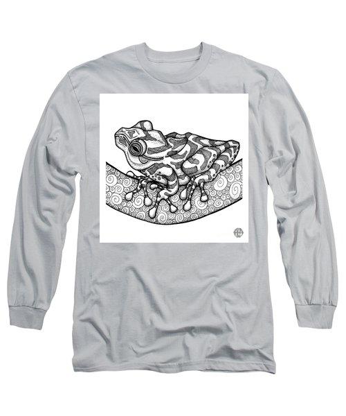 Spring Peeper Long Sleeve T-Shirt