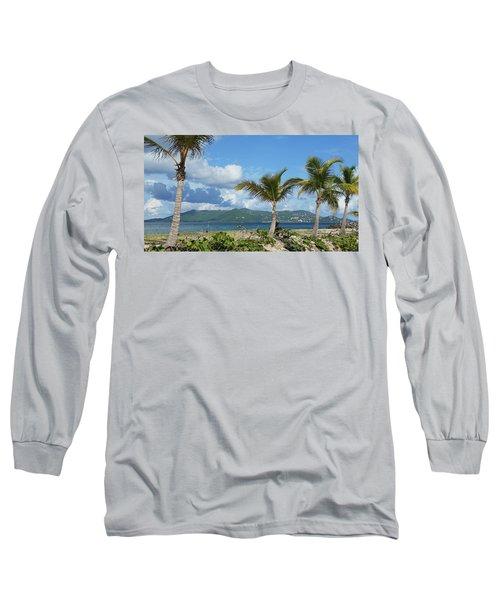 St. John View Long Sleeve T-Shirt
