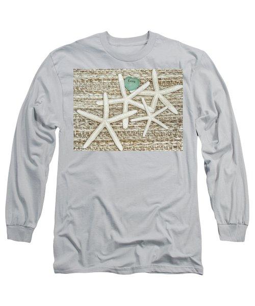 Starfish Love Long Sleeve T-Shirt