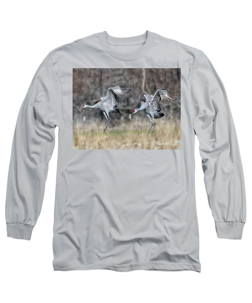 Stay With Your Wingman Long Sleeve T-Shirt