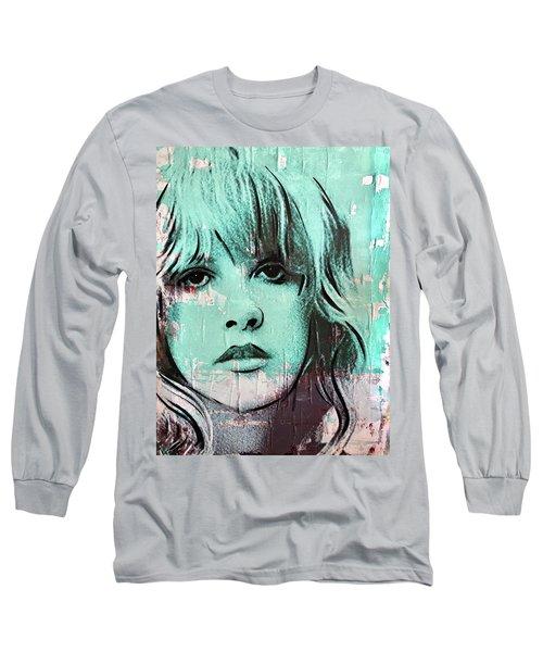 Stevies Crystal Visions Long Sleeve T-Shirt