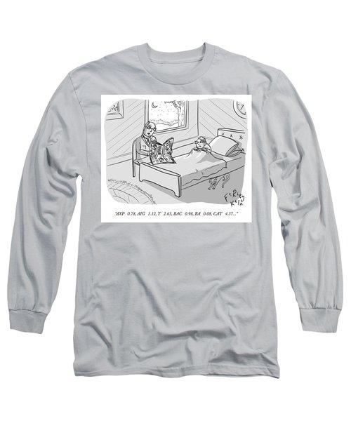 Stocktime Stories Long Sleeve T-Shirt