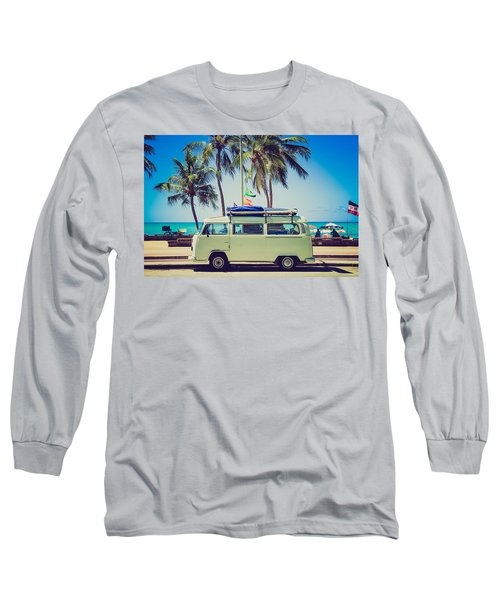 Surfer Van Long Sleeve T-Shirt