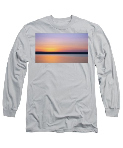 Susnet Blur Long Sleeve T-Shirt