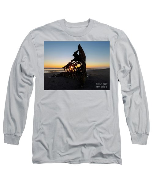 Swallowed By Time Long Sleeve T-Shirt