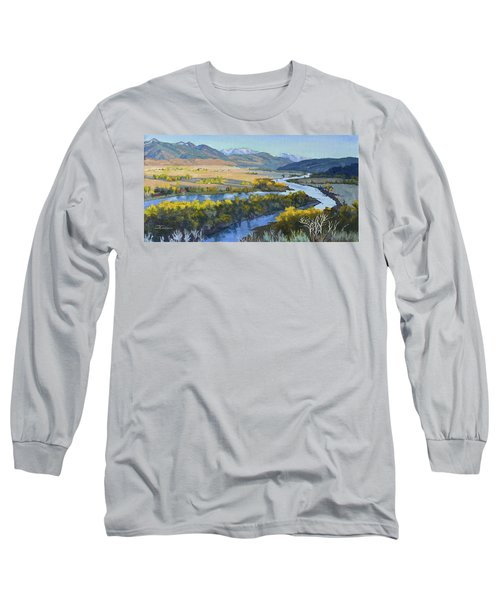 Swan Valley Long Sleeve T-Shirt