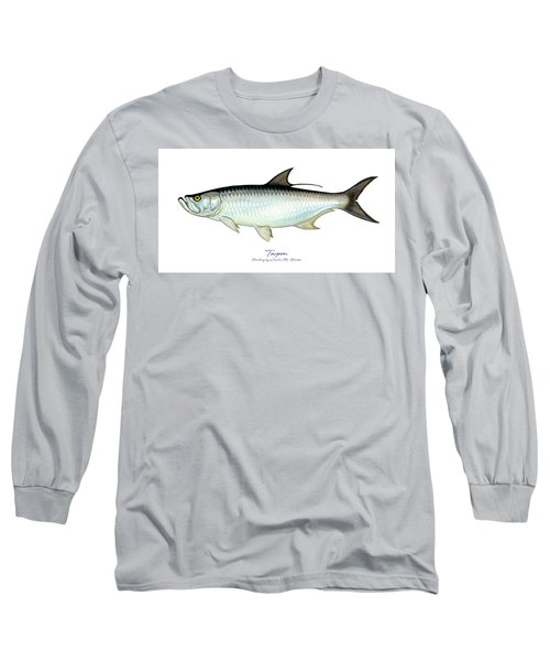 Tarpon Long Sleeve T-Shirt